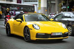 Porsche 911 Carrera S Cabriolet 2020 đầu tiên về Việt Nam