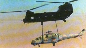 Lật lại vụ CIA trộm thành công trực thăng Mi-25