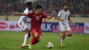 U23 UAE báo 'tin vui' cho Việt Nam trước giải U23 châu Á