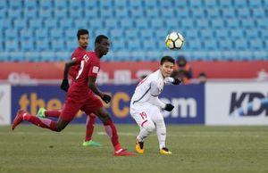 Hôm nay (3/01), U23 Việt Nam đấu tập với U23 Bahrain