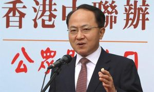 Bắc Kinh sa thải giám đốc văn phòng liên lạc tại Hong Kong