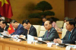 Hai Thủ tướng Việt Nam, Lào đồng chủ trì kỳ họp Ủy ban liên Chính phủ hai nước