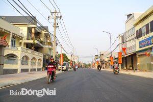 Định hình trục đường kết nối trung tâm Biên Hòa với Cù lao Phố