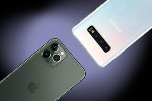 Apple và Samsung thống lĩnh thị trường smartphone Mỹ
