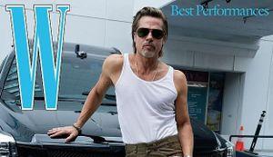 Brad Pitt tiết lộ về nụ hôn đầu nhân dịp năm mới