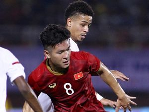Nhà báo Tây Á: 'U23 Việt Nam là đối thủ lớn của UAE'
