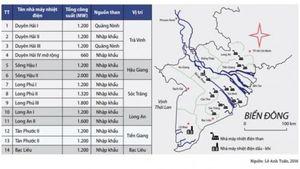 Phát triển điện than ở ĐBSCL: Cẩn trọng với nguồn thủy sản