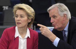 Thảo luận thương mại Anh - EU: Thủ tướng Johnson quyết ngay, tân Chủ tịch EU muốn thêm thời gian