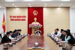 Giao ban Ban Cán sự Đảng UBND tỉnh