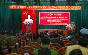 Thái Nguyên tổng kết công tác năm 2019 và triển khai nhiệm vụ năm 2020