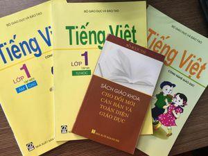 Sách Tiếng Việt lớp 1 của GS Hồ Ngọc Đại có nội dung thế nào?