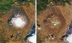 14 bức ảnh chứng minh những ảnh hưởng kinh hoàng của biến đổi khí hậu