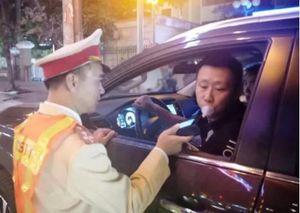 Kiểm tra gần 800 lượt xe, chỉ 1 lái xe vi phạm nồng độ cồn ở Thanh Hóa