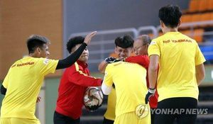 U23 Việt Nam chơi bài ngửa, đợi mưu cao của thầy Park