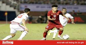 17 giờ 15 phút ngày 10-1, U.23 Việt Nam - U.23 UAE: U.23 Việt Nam sẵn sàng cho trận đấu tổng lực