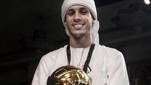 Ali Saleh - Ngôi sao đáng chú ý nhất của U23 UAE