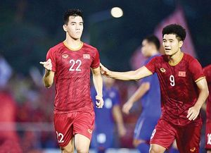 Đội tuyển U.23 Việt Nam: Vị thế đã khác