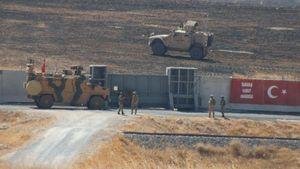 7 binh sỹ Thổ Nhĩ Kỳ thiệt mạng trong vụ đánh bom xe ở miền bắc Syria