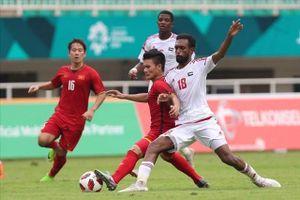 U23 Việt Nam vs U23 UAE: Lịch sử đối đầu ra sao?