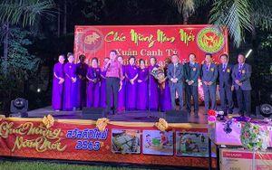 Cộng đồng người Việt tại Thái Lan tưng bừng đón Tết