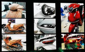 PEGA ra mắt xe điện eSH - trực tiếp đối đầu với Honda SH2020