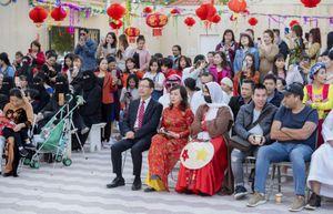 Đại sứ quán Việt Nam tại Saudi Arabia tổ chức Tết cộng đồng Xuân Canh Tý