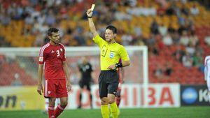 Trọng tài V-League cầm còi trận U23 Việt Nam - Jordan