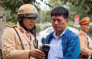 Hơn 3.700 ma men bị CSGT toàn quốc phát hiện, xử phạt