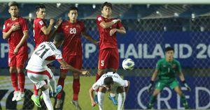 HLV U23 Jordan: 'Đây không phải kết quả tôi mong muốn'