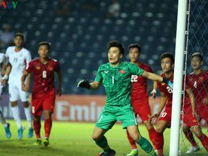 Cục diện bảng D U23 châu Á 2020: U23 Việt Nam 'ngàn cân treo sợi tóc'