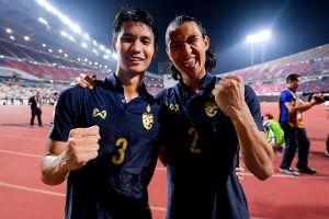 Cặp sao U23 Thái Lan tin có thể đả bại Saudi Arabia