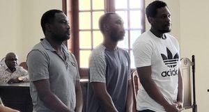 Nhóm người nước ngoài lừa đảo phụ nữ lãnh án tù