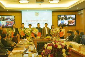 Bộ Tư pháp trao Quyết định điều động, bổ nhiệm lãnh đạo cấp Vụ
