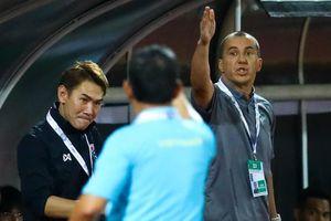 Tuyển Thái Lan tìm người thay thế HLV thủ môn Sasa Todic