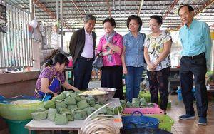 Lưu nét Xuân, giữ Tết Việt ở Thái Lan
