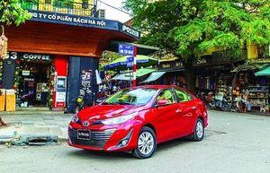 Toyota Vios 2020: Xe 'quốc dân', giá hấp dẫn