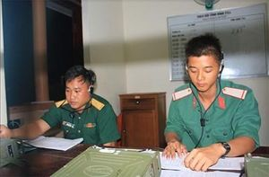 Ăn Tết cùng chiến sĩ Lữ đoàn Thông tin 29, Quân khu 9