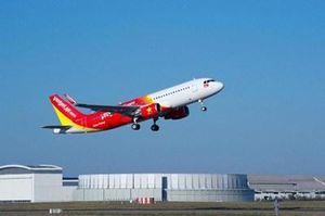 Cục Hàng không nói gì về chuyến bay của VietJet từ vùng tâm dịch do virus corona?