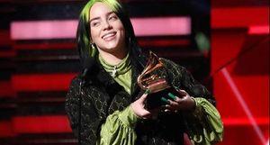 Nữ ca sĩ 18 tuổi 'thắng lớn' tại lễ trao giải Grammy 2020