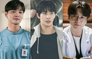 Dàn trai đẹp y khoa 'cực phẩm' của Người Thầy Y Đức 2: Hết 'hotboy bún bò' Ahn Hyo Seop tới trai đẹp Sạp Mai Mối Joseon đều có đủ!