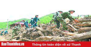 'Bộ đội Cụ Hồ' trong phòng chống thiên tai