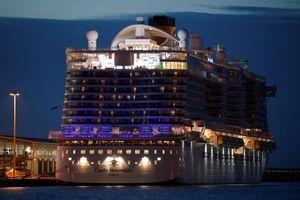 Khách Trung Quốc trên du thuyền 6.000 người âm tính với corona