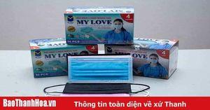 TP Thanh Hóa: Khẩu trang y tế 'cháy hàng', giá leo thang