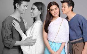 Cặp đôi hot 2019 thầy lang Thong Aek và tiểu thư Chaba sẽ tái ngộ màn ảnh nhỏ trong phim truyền hình mới năm 2020