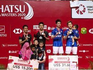 Để 'Vương quốc cầu lông Indonesia' trở lại...