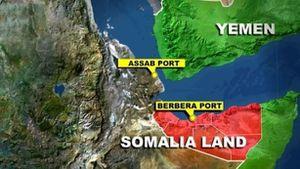 Báo Mỹ: Nga muốn xây căn cứ quân sự ở Somali