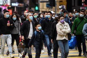 Hong Kong kiểm tra hơn 1.800 người trên tàu du lịch bị nhiễm nCoV