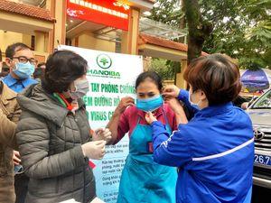 Tuổi trẻ Thủ đô chung tay phòng chống dịch bệnh