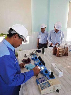 Bảo đảm cung cấp nước sạch cho người dân Ninh Thuận trong mùa khô