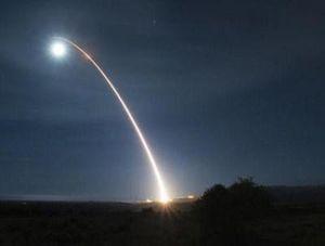 Mỹ phóng thử nghiệm thành công tên lửa đạn đạo Minuteman III
